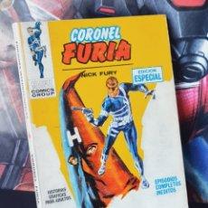 Cómics: MUY BUEN ESTADO CORONEL FURIA 4 TACO COMICS EDICIONES VERTICE. Lote 274210148