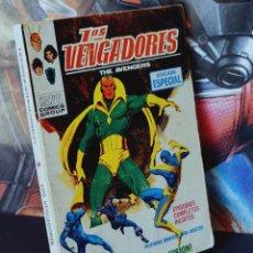 Cómics: LOS VENGADORES 25 TACO NORMAL ESTADO COMICS EDICIONES VERTICE. Lote 274214668