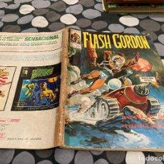 Cómics: FLASH GORDON - VOL1 Nº 33 PLANETA DE JUEGO - EDITORIAL VERTICE 1973. Lote 274324288