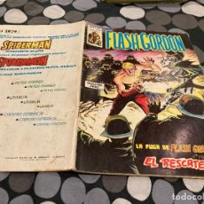 Cómics: FLASH GORDON - VOL1 Nº 39 LA FUGA DE FLASH GORDON 2ª PARTE - EDITORIAL VERTICE 1974. Lote 274326313