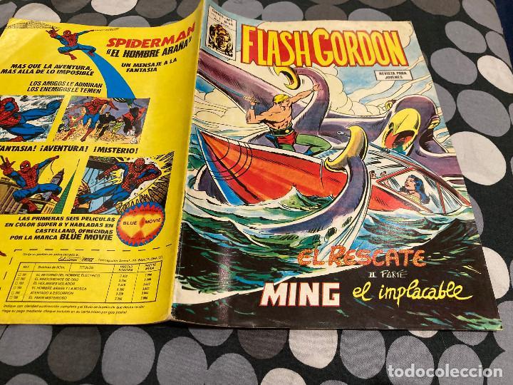 FLASH GORDON - VOL1 Nº40 EL RESCATE 2ª PARTE - EDITORIAL VERTICE 1974 (Tebeos y Comics - Vértice - Flash Gordon)