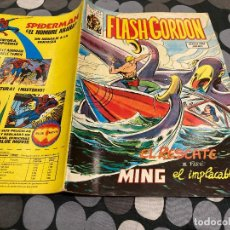 Cómics: FLASH GORDON - VOL1 Nº40 EL RESCATE 2ª PARTE - EDITORIAL VERTICE 1974. Lote 274326748