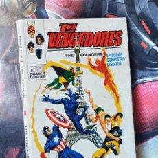 Cómics: MUY BUEN ESTADO LOS VENGADORES 32 TACO COMICS EDICIONES VERTICE. Lote 274333438