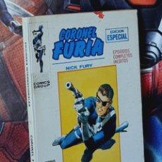 Cómics: CASI EXCELENTE ESTADO CORONEL FURIA 10 TACO COMICS EDICIONES VERTICE. Lote 274335628