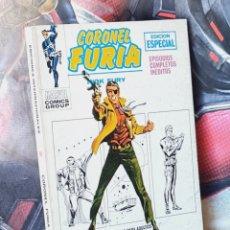 Cómics: CASI EXCELENTE ESTADO CORONEL FURIA 7 TACO COMICS EDICIONES VERTICE. Lote 274335833