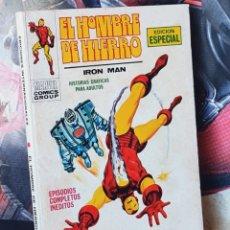 Cómics: MUY BUEN ESTADO EL HOMBRE DE HIERRO 17 TACO COMICS EDICIONES VERTICE. Lote 274343548