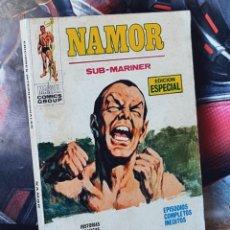 Cómics: NAMOR 11 TACO NORMAL ESTADO COMICS EDICIONES VERTICE. Lote 274350328