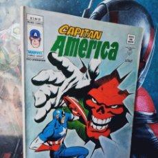 Cómics: CASI EXCELENTE ESTADO CAPITAN AMERICA 21 VOL III MUNDI COMICS VERTICE. Lote 274382578