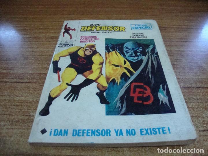 DAN DEFENSOR VERTICE TACO Nº 19 (Tebeos y Comics - Vértice - Dan Defensor)