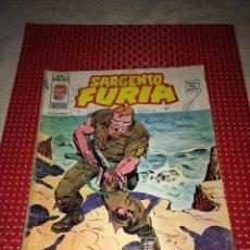 Cómics: SARGENTO FURIA - V. 2 - Nº 16 - EDICIONES VERTICE - AÑO 1975 - VER ESTADO. Lote 274429803