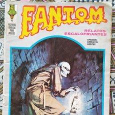 """Cómics: FANTOM """"EL ALARIDO"""". Lote 274433703"""
