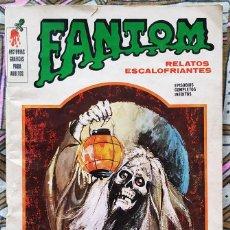 """Cómics: FANTOM """"NO ME ENTERRÉIS HONDO"""". Lote 274433933"""