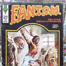 "Cómics: FANTOM ""COSECHEROS DE ALMAS"". Lote 274434073"