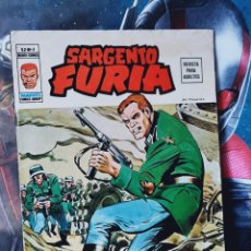 Cómics: MUY BUEN ESTADO SARGENTO FURIA 4 VOL II COMICS EDICIONES VERTICE. Lote 274545018
