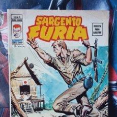 Cómics: MUY BUEN ESTADO SARGENTO FURIA 8 VOL II COMICS EDICIONES VERTICE. Lote 274545863