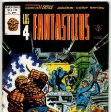 Cómics: 4 FANTASTICOS V3 Nº 29 (VERTICE 1980). Lote 274558248