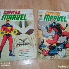 Cómics: 'CAPITÁN MARVEL' VÉRTICE VOL. 2 COMPLETA. Lote 274800368