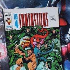 Cómics: MUY BUEN ESTADO LOS 4 FANTASTICOS 22 VOL II MUNDI COMICS EDICIONES VERTICE. Lote 274840988