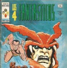 Cómics: LOS 4 FANTÁSTICOS V3 Nº 18 MARVEL - MUNDI COMICS VÉRTICE 1977. Lote 274924443