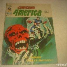 Cómics: CAPITAN AMERICA V. 3 , N. 8 . EL HOMBRE TRAS LA MASCARA!. Lote 275022158