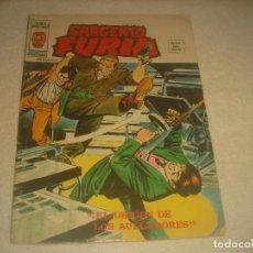 Cómics: SARGENTO FURIA V2 , N. 23. EL ORIGEN DE LOS AULLADORES !. Lote 275026183