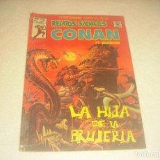 Cómics: CONAN EL BARBARO, V1, N. 67 . LA HIJA DE LA BRUJERIA.. Lote 275054208