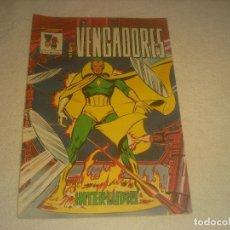 Cómics: LOS VENGADORES N. 1 81. INTERLUDIO.. Lote 275073358
