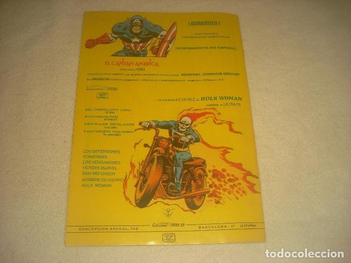 Cómics: LOS VENGADORES N. 1 81. INTERLUDIO. - Foto 2 - 275073358