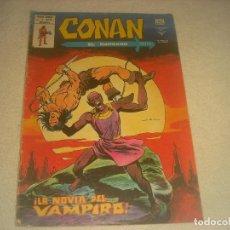 Cómics: CONAN EL BARBARO, V2, N. 35 . LA NOVIA DEL VAMPIRO !. Lote 275074663