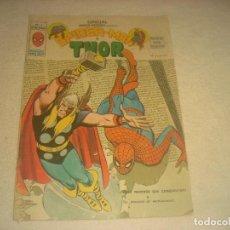 Cómics: SPIDERMAN Y THOR N. 3. DOS MUNDOS QUE CONQUISTAR, EL ASESINO DE MEDIANOCHE.. Lote 275157598