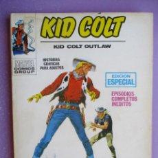 Cómics: KID COLT Nº 6 VERTICE TACO ¡¡¡¡¡BUEN ESTADO !!!!. Lote 275158263