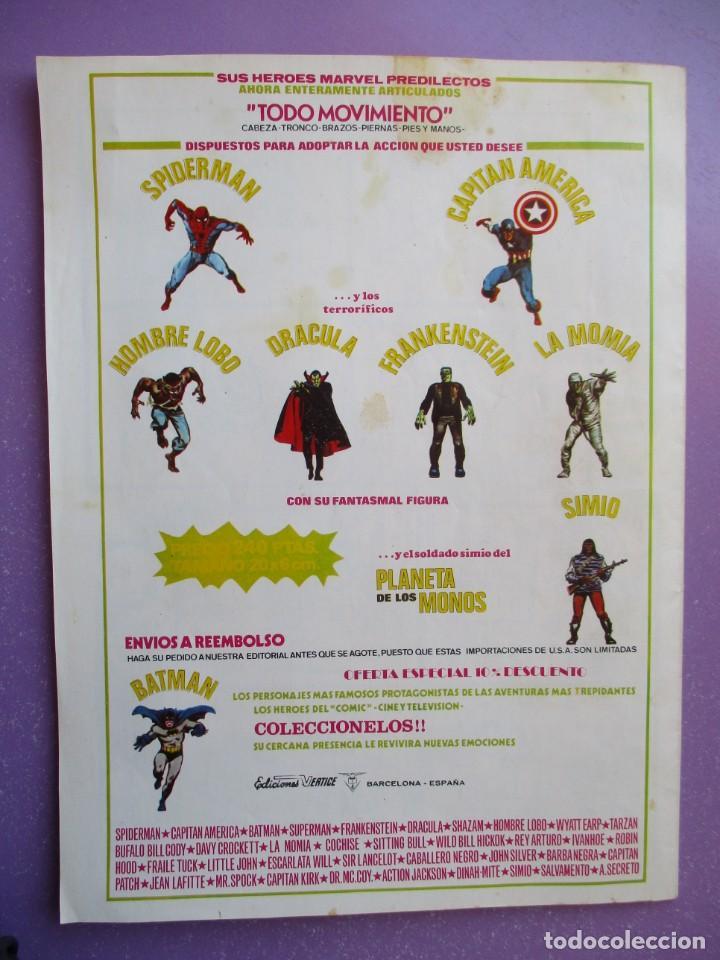 Cómics: KA- ZAR VERTICE GRAPA COLECCION COMPLETA ¡¡¡¡¡EXCELENTE ESTADO !!!! - Foto 26 - 275162488