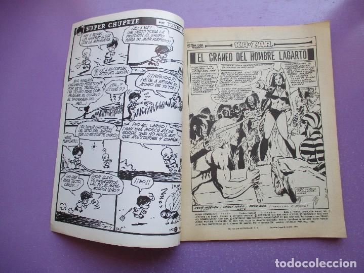 Cómics: KA- ZAR VERTICE GRAPA COLECCION COMPLETA ¡¡¡¡¡EXCELENTE ESTADO !!!! - Foto 33 - 275162488