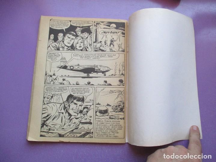 Cómics: SARGENTO FURIA Nº 2 VERTICE GRAPA ¡¡¡¡¡ BUEN ESTADO !!!! - Foto 5 - 275163523