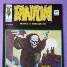 Cómics: FANTOM Nº 15 VERTICE VOL. 2 ¡¡¡¡¡ EXCELENTE ESTADO !!!!. Lote 275164468