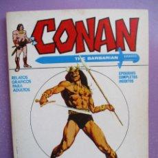 Cómics: CONAN Nº 1 VERTICE TACO ¡¡¡¡¡ EXCELENTE ESTADO !!!!. Lote 275165663