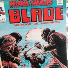 Cómics: BLADE. MATADOR DE VAMPIROS. V. 1.N.32. RELATOS SALVAJES. Lote 275500278