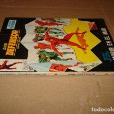 Cómics: DAN DEFENSOR 25, 1971, VERTICE, MUY BUEN ESTADO. Lote 275594778