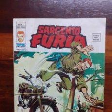 Cómics: SARGENTO FURIA. MUNDO COMICS. V.2 - N°12. EDICIONES VERTICE.1974. BUEN ESTADO. Lote 275741148