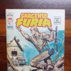 Cómics: SARGENTO FURIA. MUNDO COMICS. V.2 - N°8. EDICIONES VERTICE.1974. BUEN ESTADO. Lote 275741963