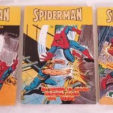 Cómics: MARVEL SPIDERMAN LOTE RETAPADOS ED. VÉRTICE. Lote 275782533