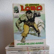 Cómics: EL HOMBRE LOBO VERTICE TACO COLECCION COMPLETA ¡¡¡¡¡ BUEN ESTADO !!!!. Lote 275790373