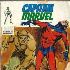 Cómics: CAPITAN MARVEL Nº 10 - MUERTE EN LAS ALTURAS - VERTICE V.1 1973. Lote 275790843