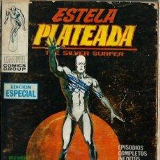Cómics: ESTELA PLATEADA Nº 1 - EL ORIGEN DE ESTELA PLATEADA - VERTICE V.1 1972 - MUY DIFICIL. Lote 275791153
