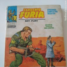 Cómics: CÓMIC SARGENTO FURIA. LOS COLMILLOS DEL ZORRO. NUMERO 3. 1972.MARVEL COMICS GROUP. Lote 275872838