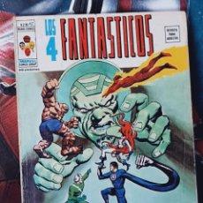 Cómics: BUEN ESTADO LOS 4 FANTASTICOS 12 VOL II MUNDI COMICS EDICIONES VERTICE. Lote 275887108