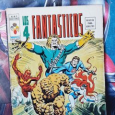 Cómics: LOS 4 FANTASTICOS 9 VOL II NORMAL ESTADO MUNDI COMICS EDICIONES VERTICE. Lote 275887293