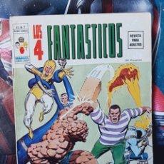 Cómics: LOS 4 FANTASTICOS 7 VOL II NORMAL ESTADO MUNDI COMICS EDICIONES VERTICE. Lote 275887878