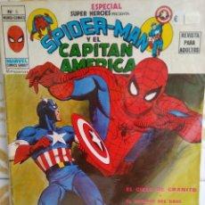 Cómics: SPIDERMAN ESPECIAL SUPERHEROES 5. Lote 275894308