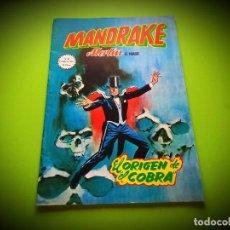 Cómics: MANDRAKE Nº 5 VERTICE -EXCELENTE ESTADO. Lote 276070463